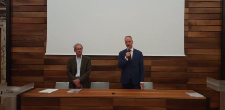 Conferenza stampa di presentazione della donazione Carlo Del Bravo