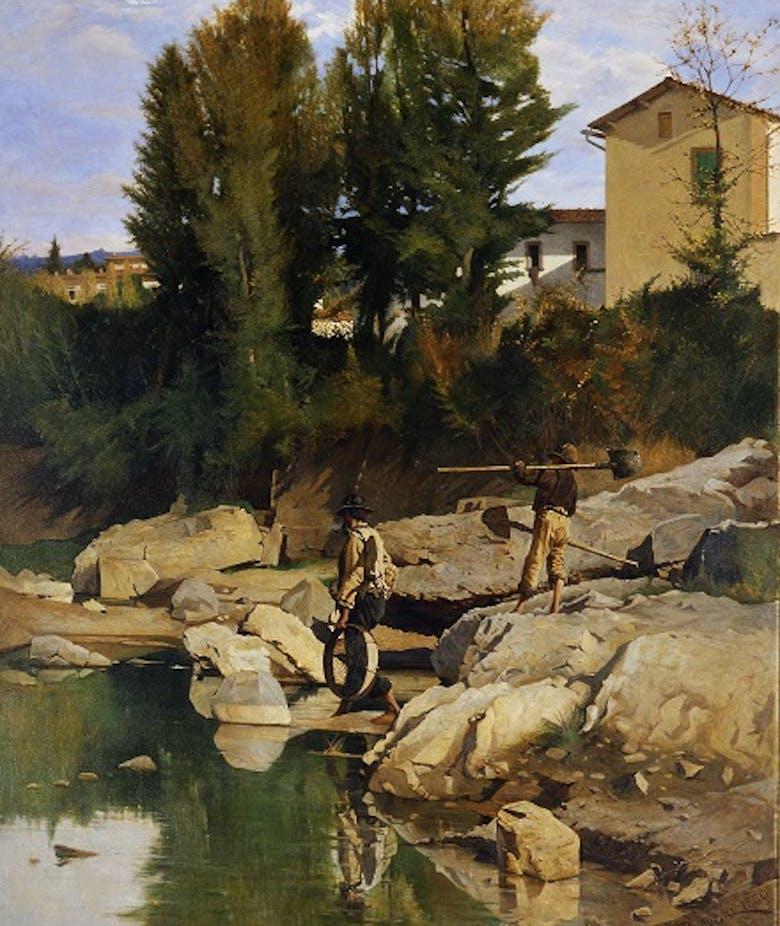 Renaioli sul Mugnone