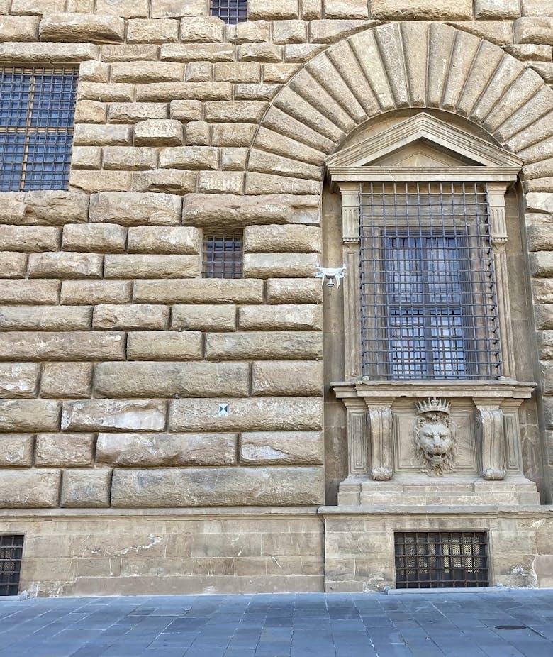 Palazzo Pitti: pronti per la prima scansione totale in 3D