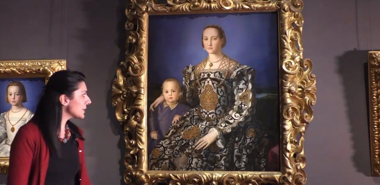 Il Ritratto di Eleonora de Toledo di Bronzino
