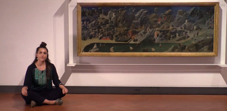 La Tebaide di Beato Angelico, un dipinto a misura di bambino