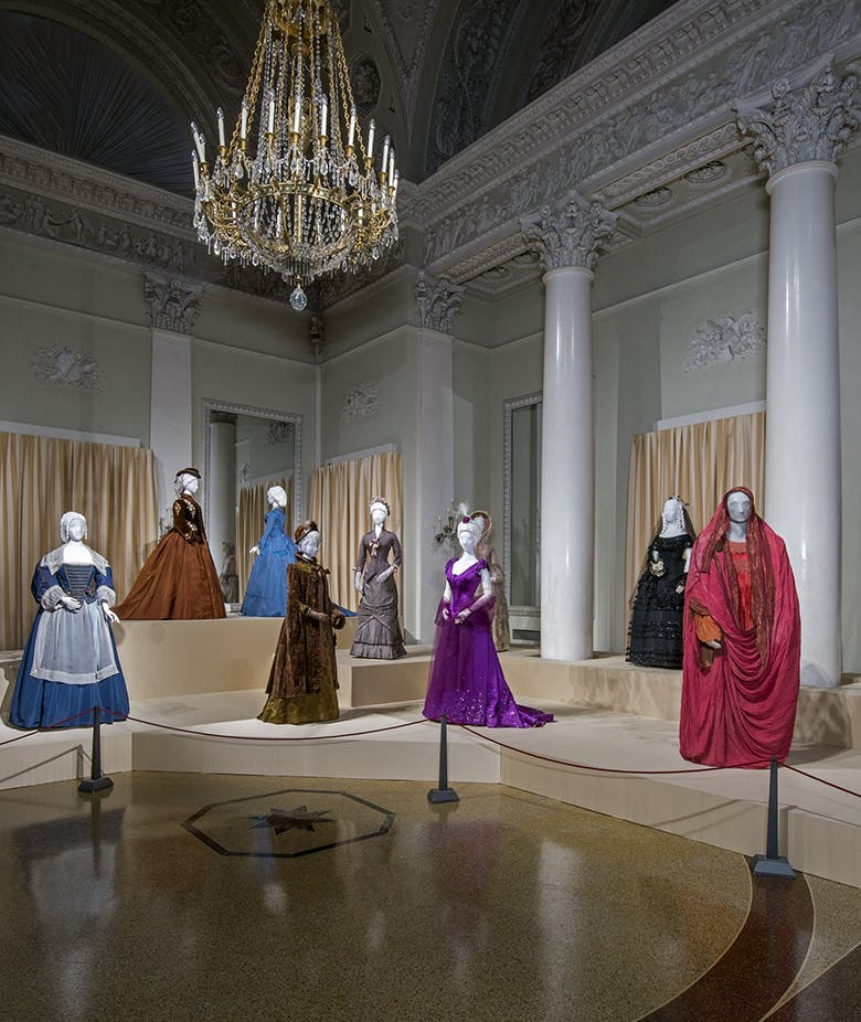 Museum of Costume and Fashion