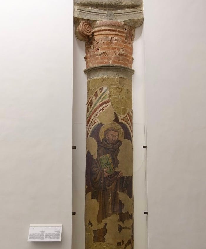 Di nuovo visibili agli Uffizi gli scavi di San Pier Scheraggio