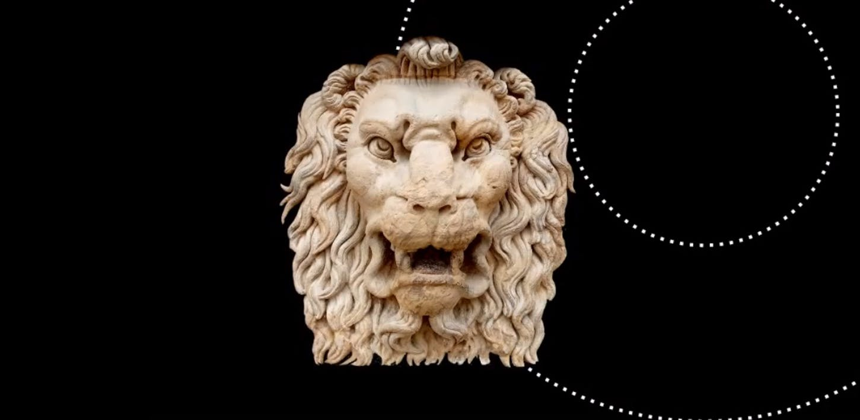 Il Re Leone agli Uffizi
