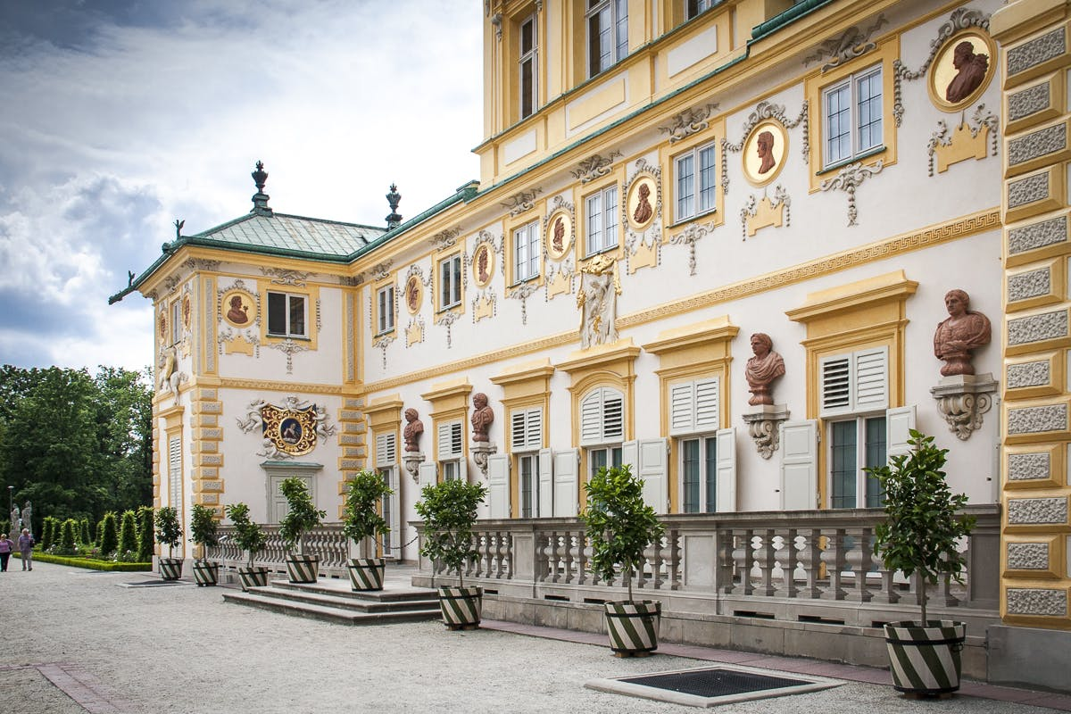 Palace of Jan III, Wilanów