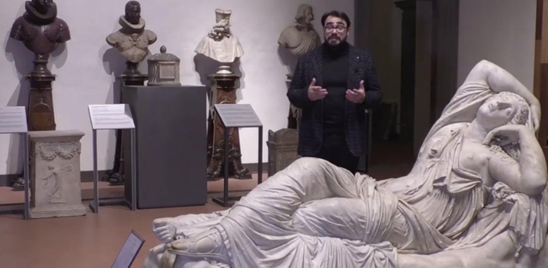 L'Arianna dormiente raccontata in latino
