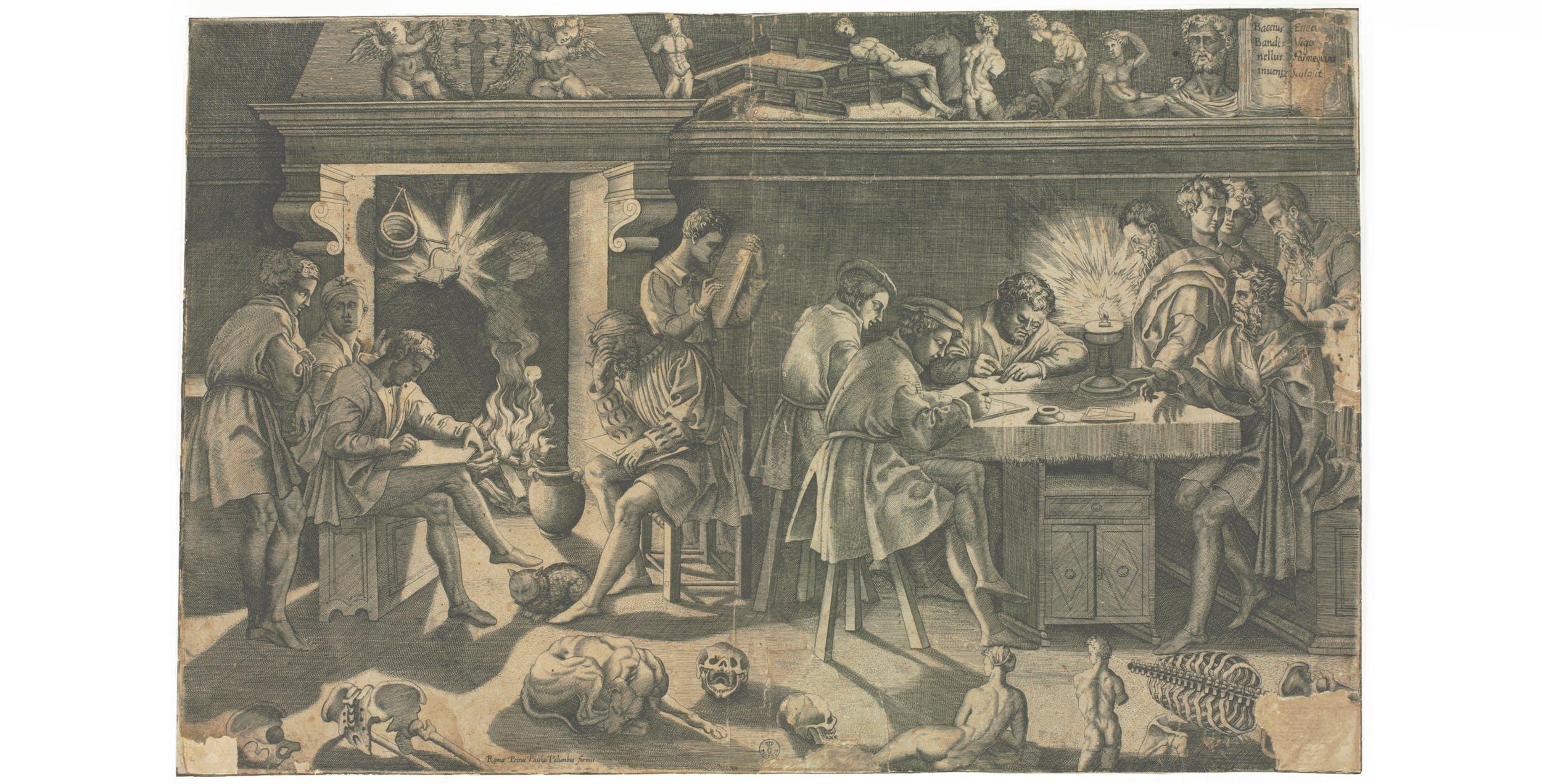 Wright Of Derby Arte E Scienza Le Gallerie Degli Uffizi