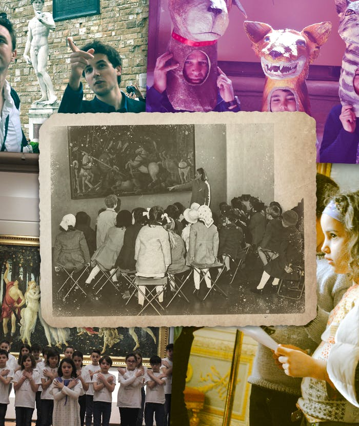 Celebrazione dei 50 anni del Dipartimento per l'Educazione