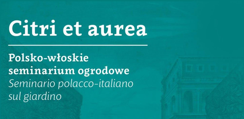 Citri et Aurea - Workshop