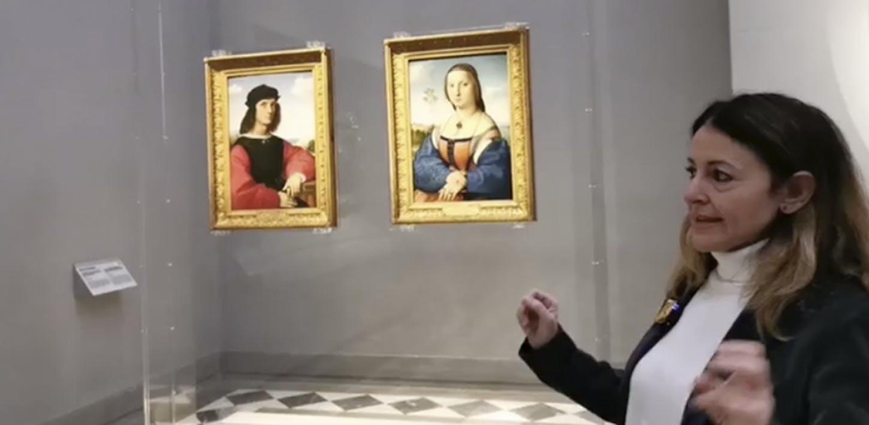 I ritratti di Raffaello Sanzio