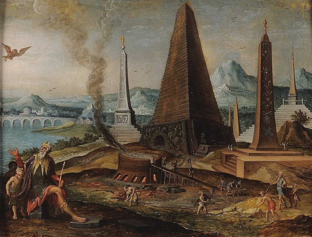 Le Piramidi d'EgittoInv. 1890 n.5547