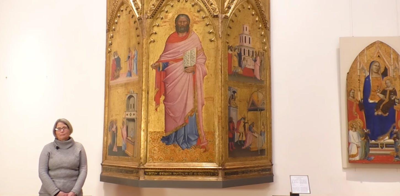 San Matteo di Andrea e Jacopo di Cione