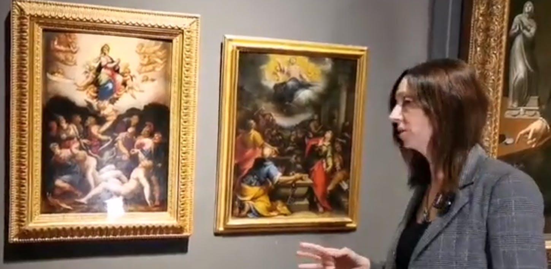 Giorgio Vasari e l'Immacolata