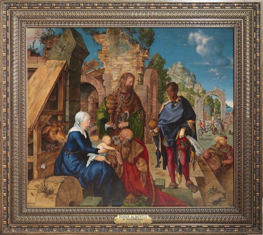 Albrecht Dürer, Adorazione dei Magi