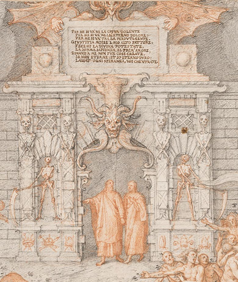 Dante Istoriato. Inferno