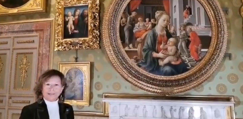 Il Tondo Bartolini di Filippo Lippi e la Sala di Prometeo