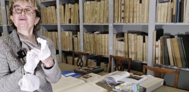 Gli Archivi delle Gallerie degli Uffizi
