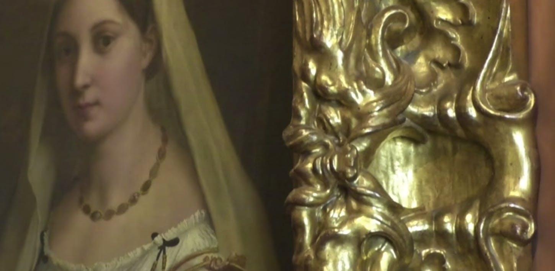 #goldenmonday I - Quando guardi un capolavoro, noti la sua cornice?