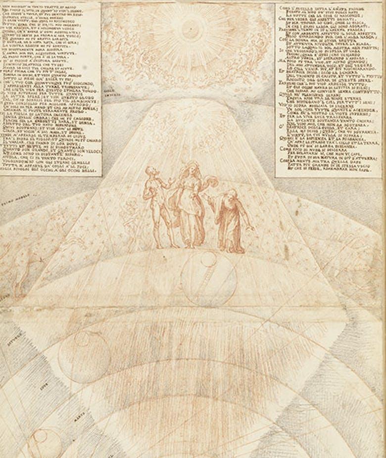 Dante Istoriato. Paradiso