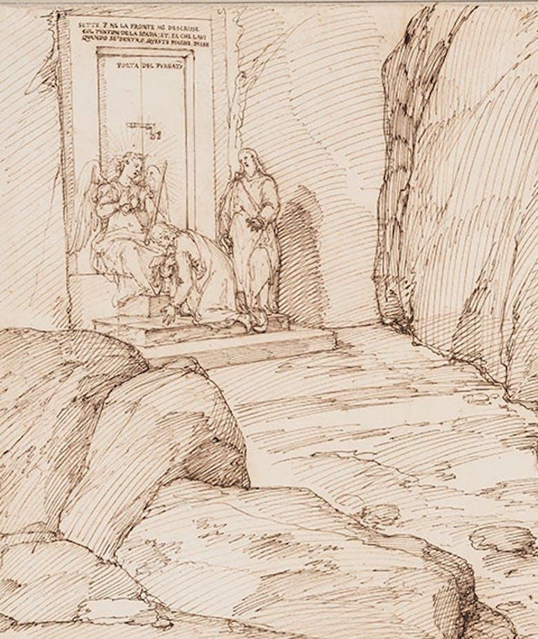 Dante Istoriato. Purgatorio