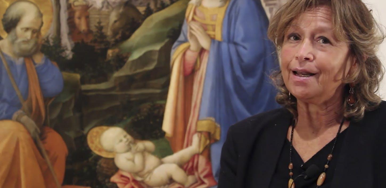 La Pala di Annalena di Filippo Lippi