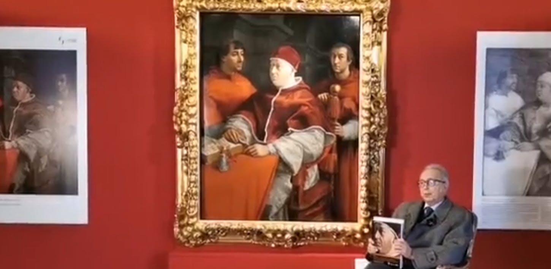 Raffaello ed il restauro del Leone X