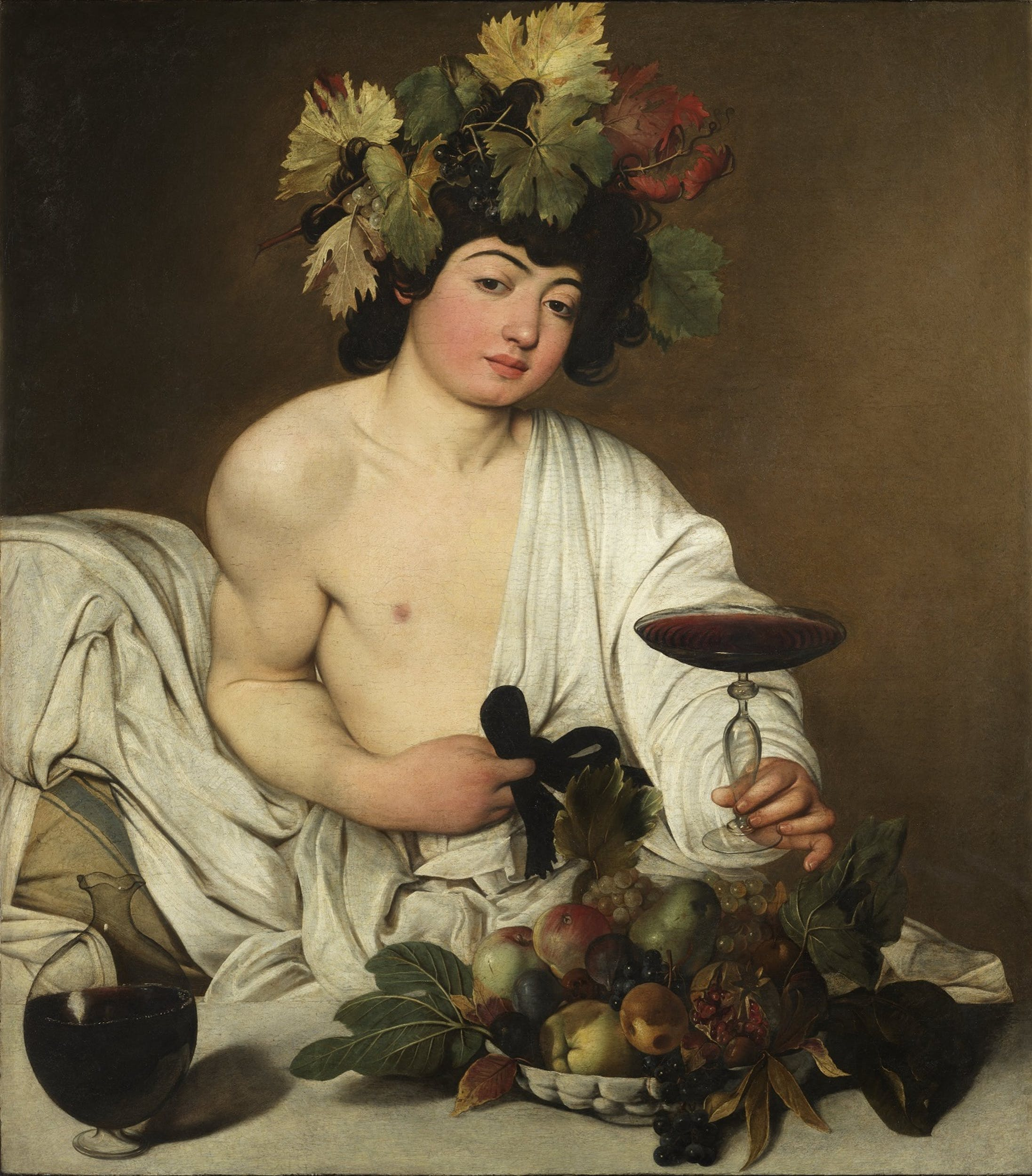 Michelangelo Merisi detto Caravaggio, Bacco