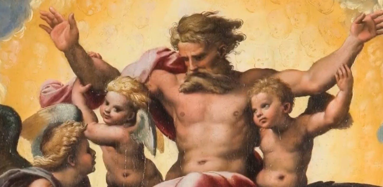 La Visione di Ezechiele di Raffaello nelle parole del profeta