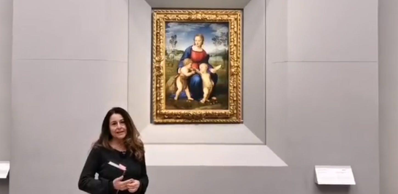 In diretta con Raffaello e Fra' Bartolomeo