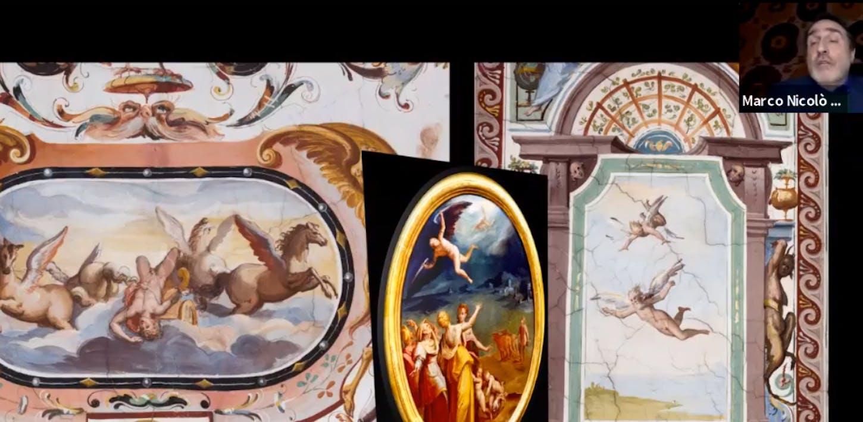 Marco Riccomini - Il viaggio in una stanza. Itinerari nei quadri degli Uffizi
