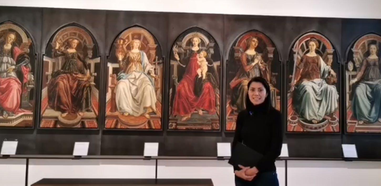 Le virtù Piero del Pollaiolo e Sandro Botticelli