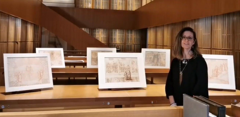 I disegni di Federico Zuccari con la Divina Commedia di Dante