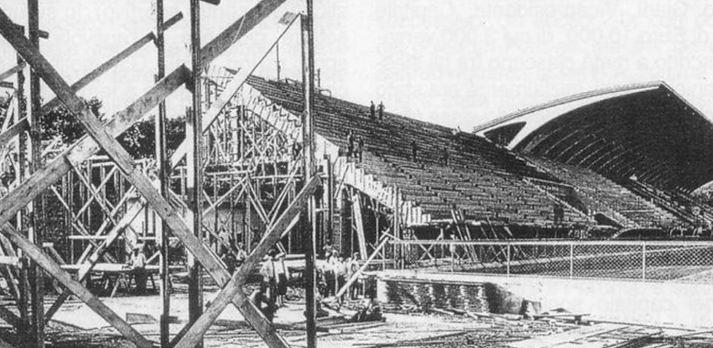 Andrea Pessina - Lo stadio Artemio Franchi, capolavoro fiorentino di Pier Luigi Nervi