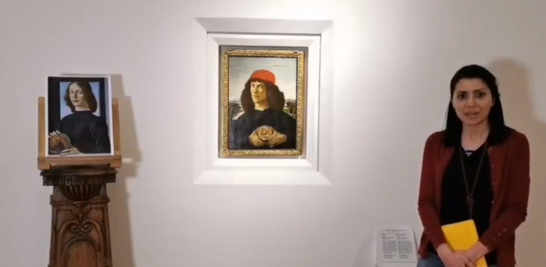 I volti di Botticelli