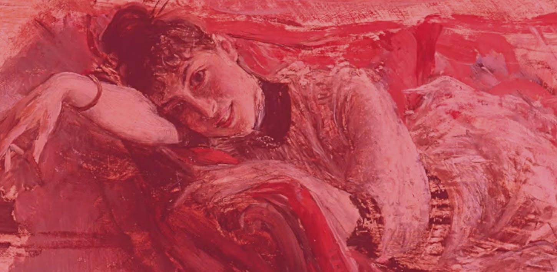 I ritratti femminili di Giovanni Boldini e Gabriele D'Annunzio