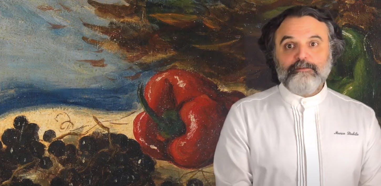 Un natura morta di De Chirico ed una ricetta speciale