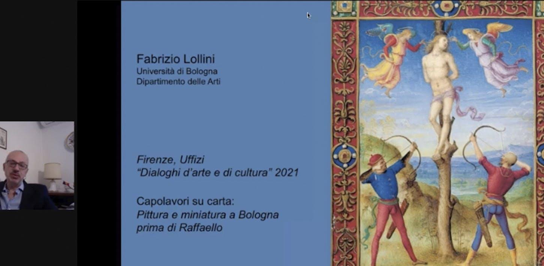 Fabrizio Lollini - Pittura e miniatura a Bologna prima di Raffaello