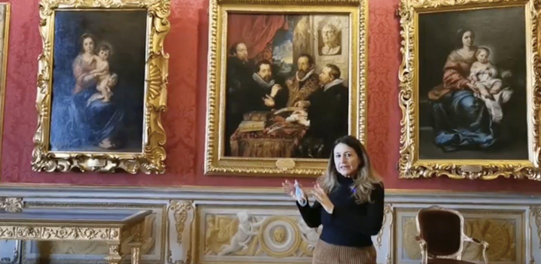 I capolavori della Sala di Marte: Rubens e Van Dyck