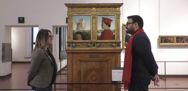 Misteri di coppia: Federico da Montefeltro e Battista Sforza