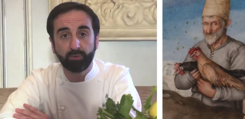 Il Vecchio di Artimino di Giovanna Garzoni: tanti ingredienti in un solo piatto