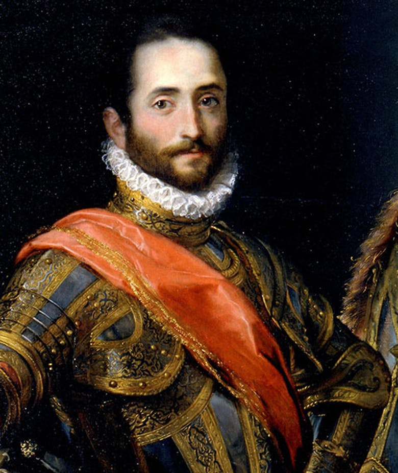 Ritratto di Francesco Maria della Rovere, duca di Urbino