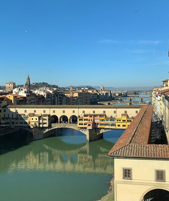 The works for the reopening of the Vasari Corridor of the Uffizi Galleries are about to start