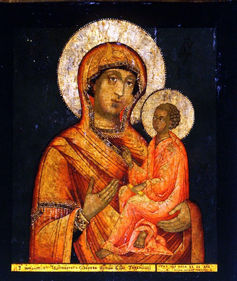 Tikhvin Mother of God