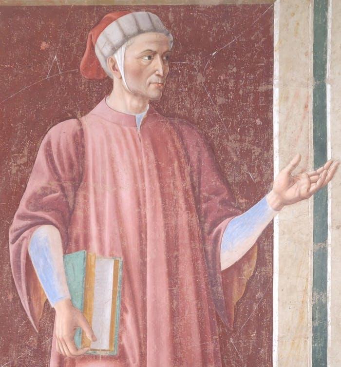 Presentato agli Uffizi il restauro del ritratto di Dante, di Andrea del Castagno