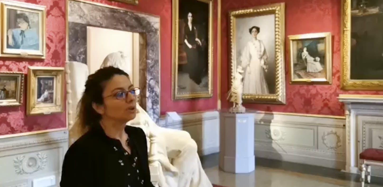 Donne allo specchio. Volti di donne nella ritrattistica dell'Ottocento