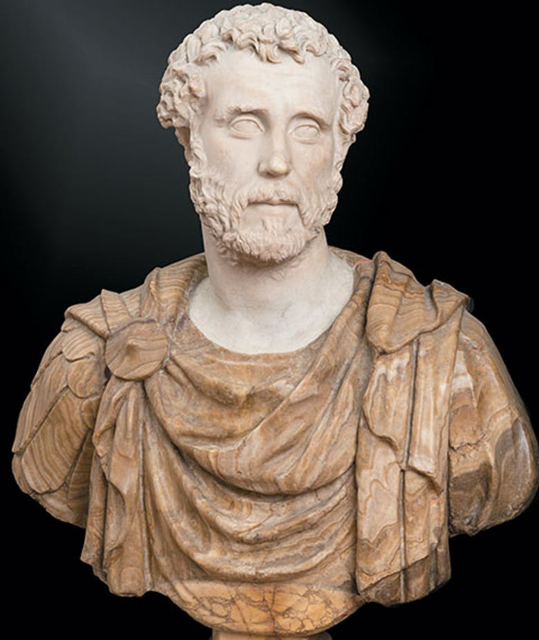 Portrait of Antoninus Pius