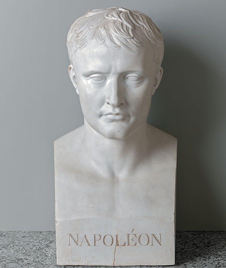 Bust of Napoleon I Bonaparte