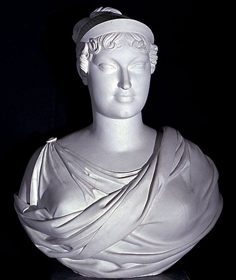Bust of the Empress Marie Louise