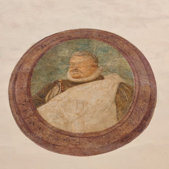 17th and 18th-centuries frescoes discovered