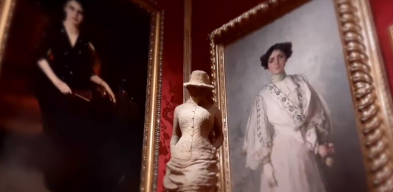 A spasso con Mrs Dalloway nella Galleria d'Arte Moderna